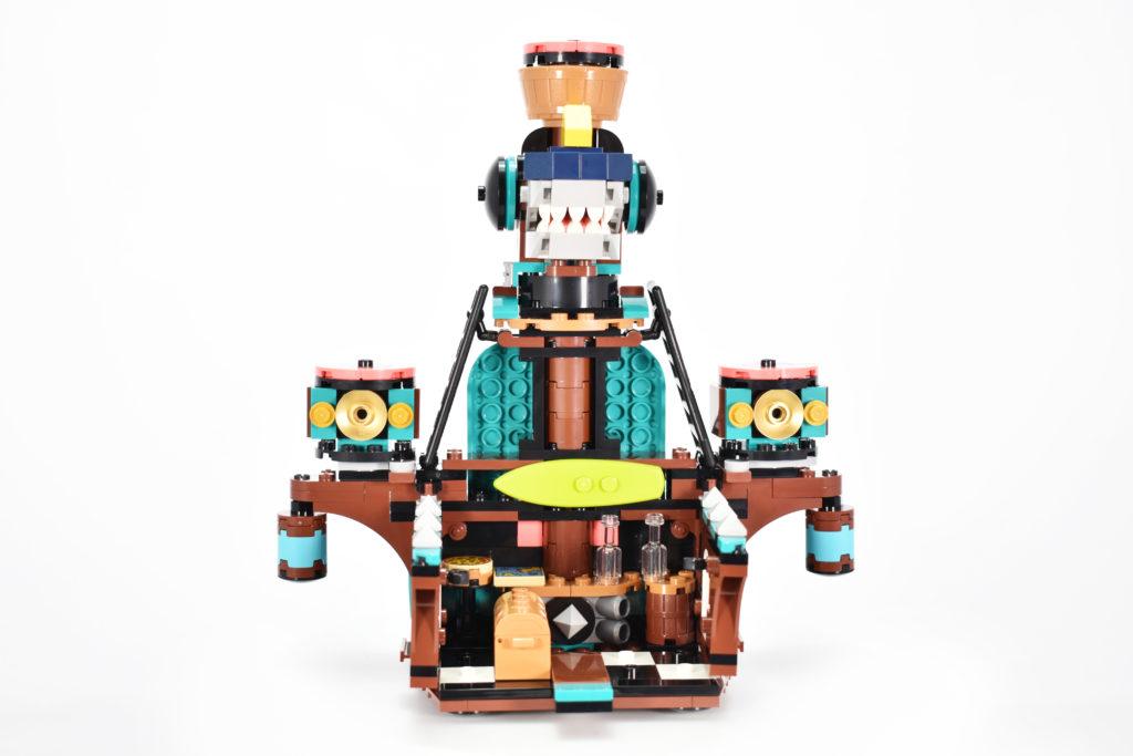 LEGO VIDIYO 43114 Punk Pirate Ship review 2