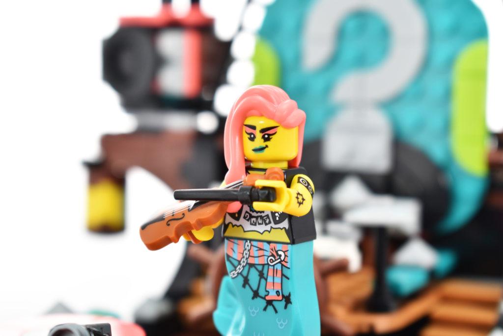 LEGO VIDIYO 43114 Punk Pirate Ship review 36