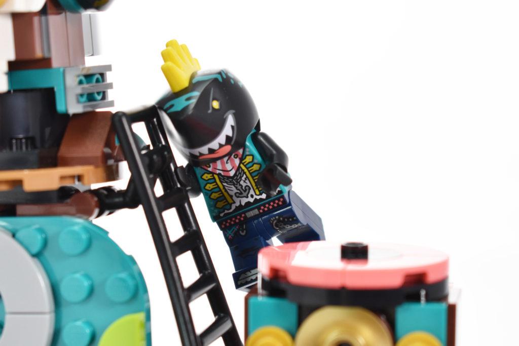 LEGO VIDIYO 43114 Punk Pirate Ship review 37
