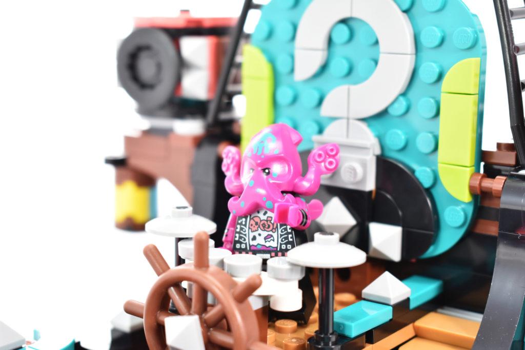 LEGO VIDIYO 43114 Punk Pirate Ship review 38