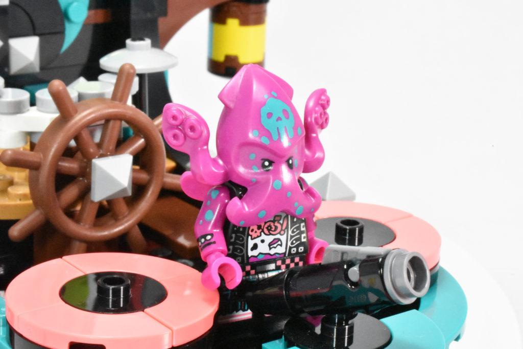 LEGO VIDIYO 43114 Punk Pirate Ship review 40