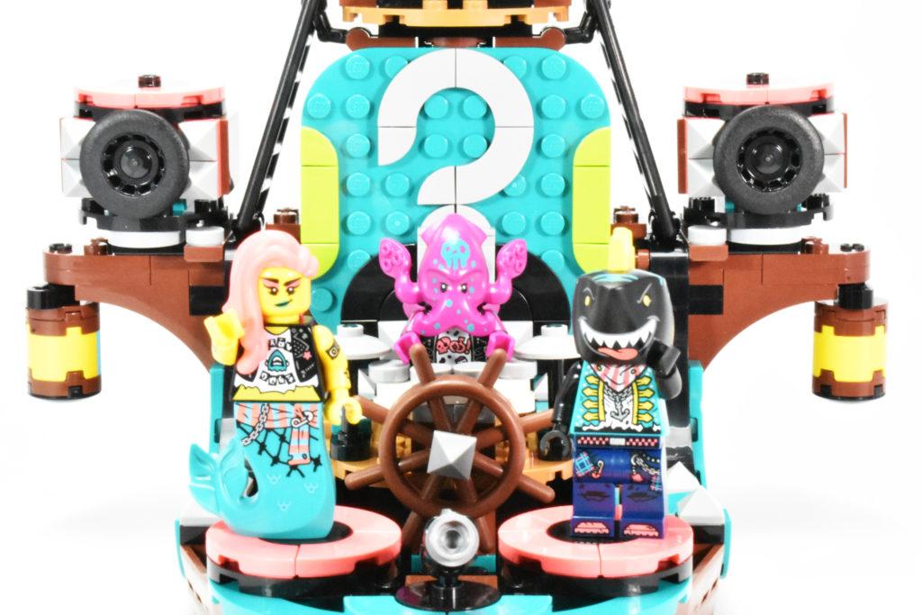 LEGO VIDIYO 43114 Punk Pirate Ship review 43