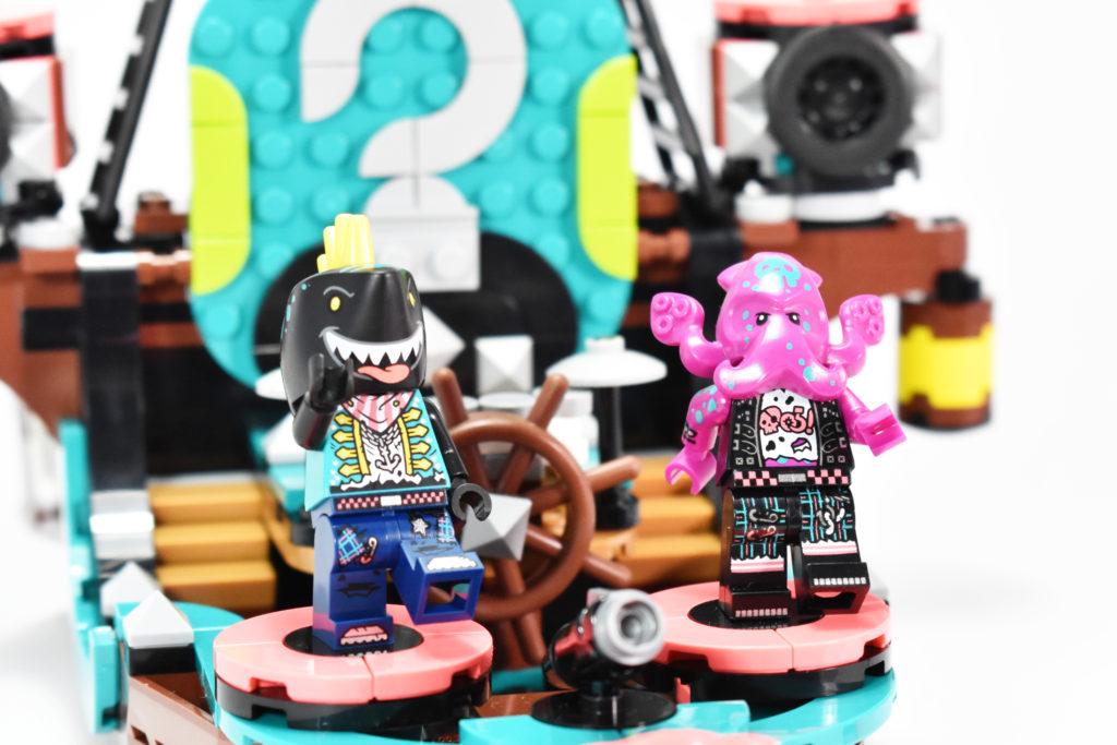 LEGO VIDIYO 43114 Punk Pirate Ship review 44