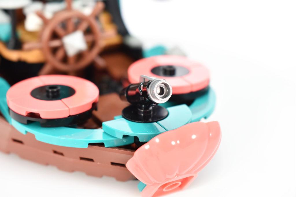 LEGO VIDIYO 43114 Punk Pirate Ship review 6