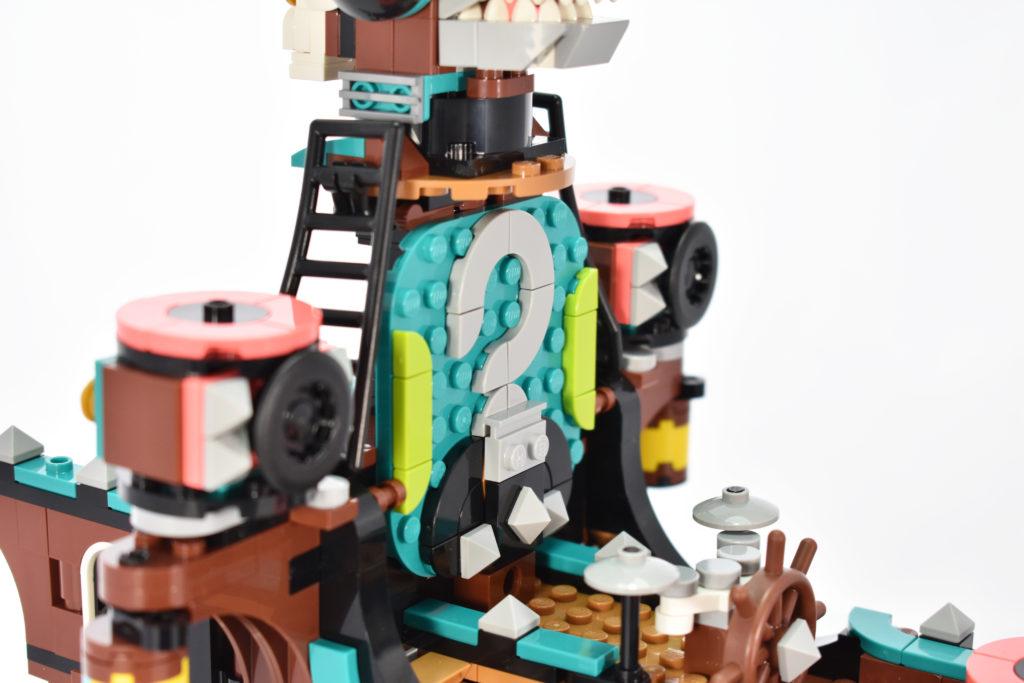 LEGO VIDIYO 43114 Punk Pirate Ship review 7