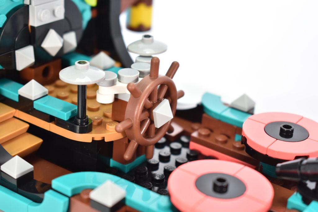 LEGO VIDIYO 43114 Punk Pirate Ship review 8