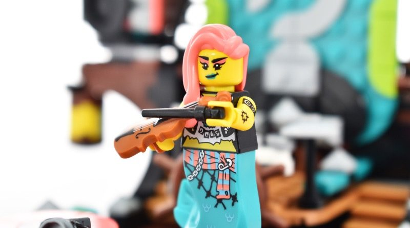 LEGO VIDIYO 43114 Punk Pirate Ship review featured