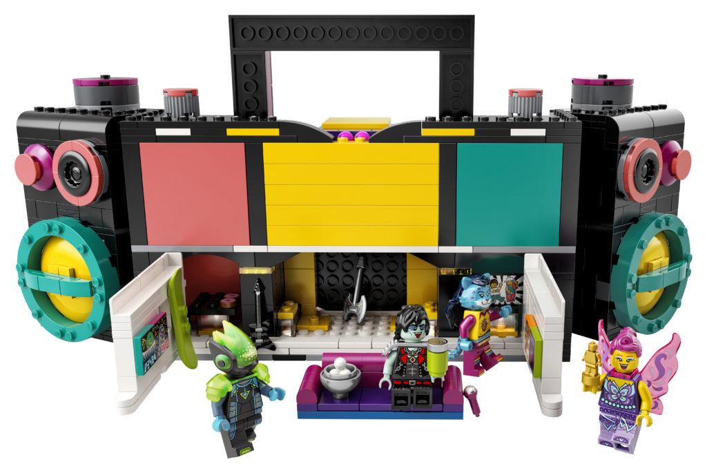 LEGO VIDIYO 43115 The Boombox 4