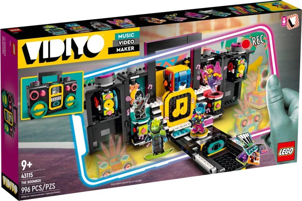 LEGO VIDIYO 43115 The Boombox 5