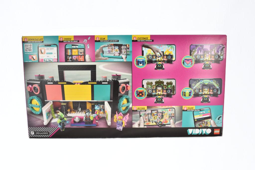 LEGO VIDIYO 43115 The Boombox review 16