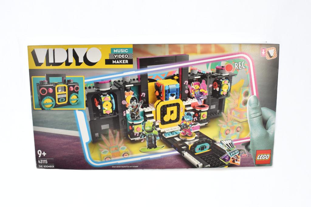 LEGO VIDIYO 43115 The Boombox review 17