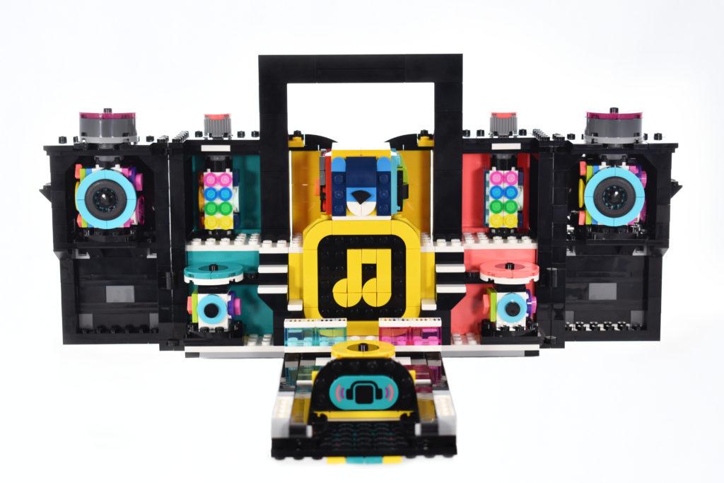 LEGO VIDIYO 43115 The Boombox review 2