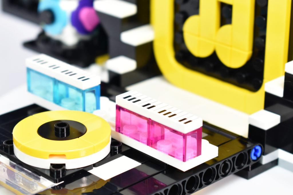 LEGO VIDIYO 43115 The Boombox review 35