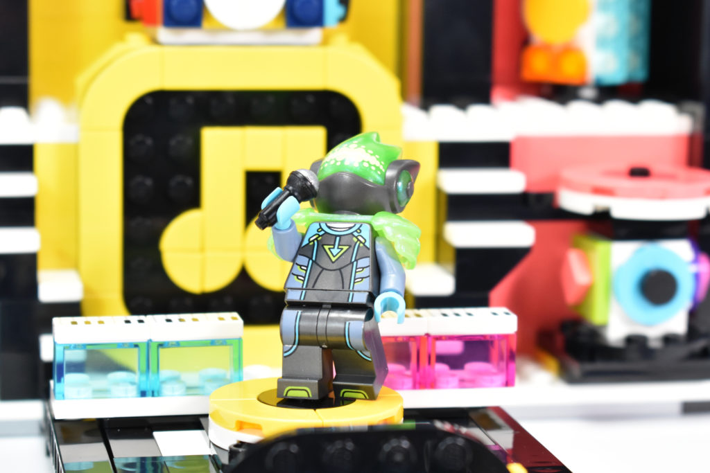 LEGO VIDIYO 43115 The Boombox review 37