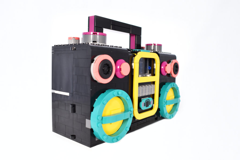 LEGO VIDIYO 43115 The Boombox review 5