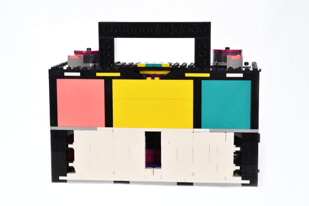 LEGO VIDIYO 43115 The Boombox review 6