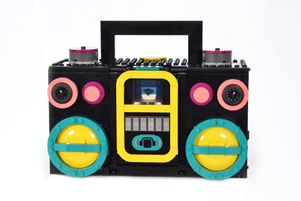 LEGO VIDIYO 43115 The Boombox review 7