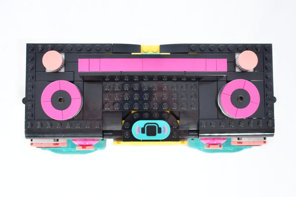 LEGO VIDIYO 43115 The Boombox review 8
