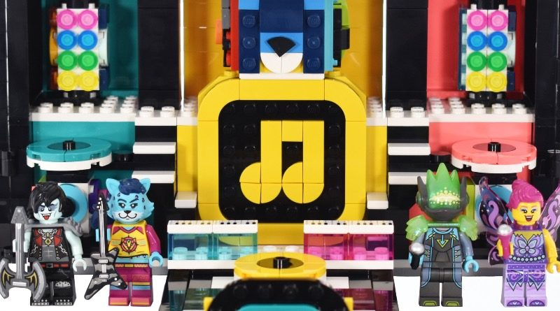 LEGO VIDIYO 43115 The Boombox review featured