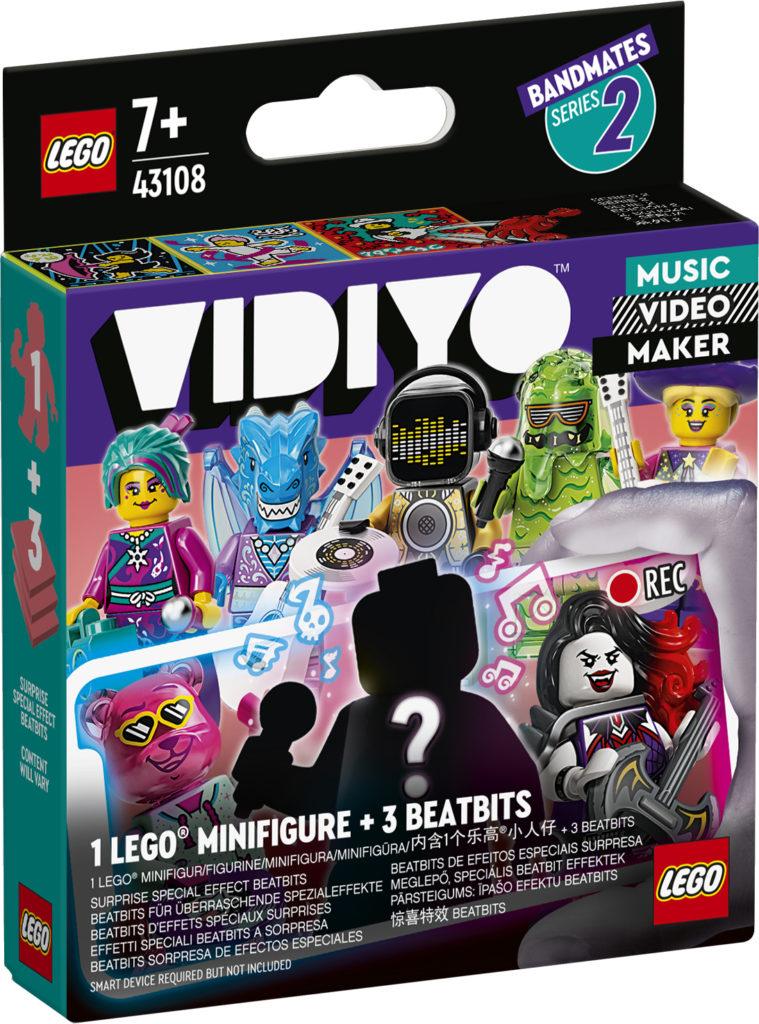LEGO VIDIYO BandMates 43108 Bandmates Box