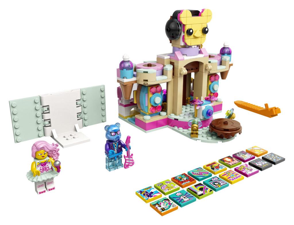LEGO VIDIYO Candy Castle Stage 43111 Prod