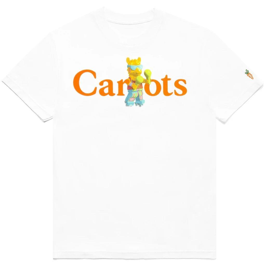 LEGO VIDIYO Carrots Llama Tee 1 1024x1024