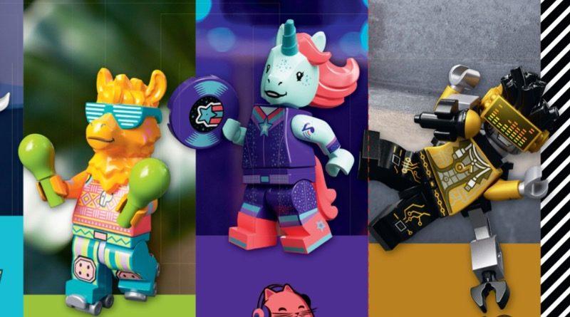LEGO VIDIYO Character Sheet Featured 800x445