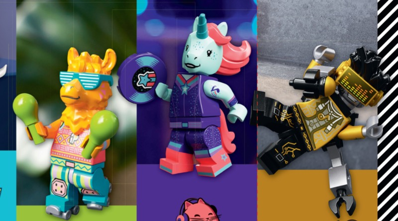 LEGO VIDIYO Character Sheet Featured