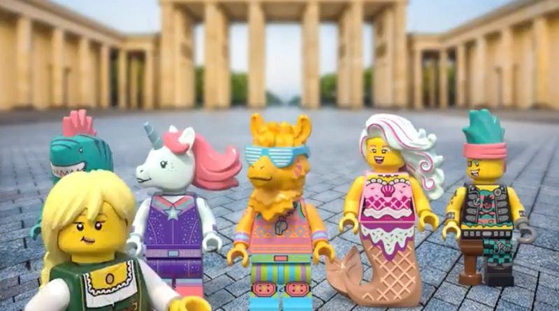 LEGO VIDIYO Eurovision