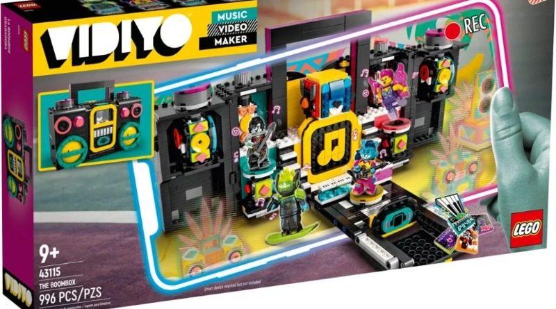 LEGO VIDIYO FI 800x445