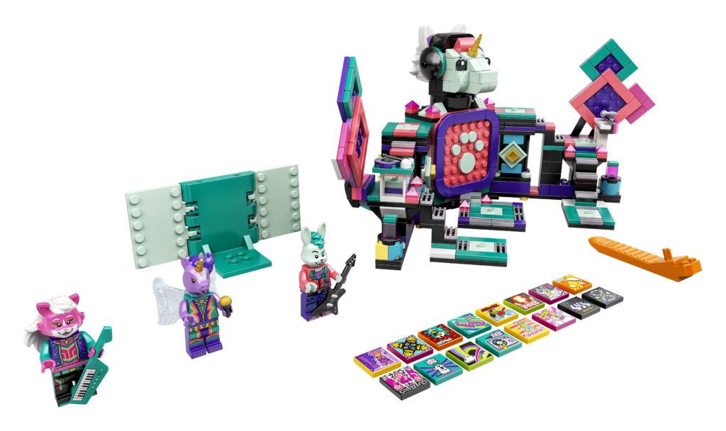 LEGO VIDIYO K Pawp Concert 43113 Prod