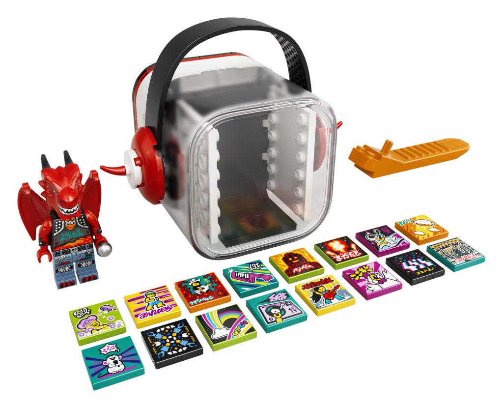 LEGO VIDIYO Metal Dragon BeatBox Prod