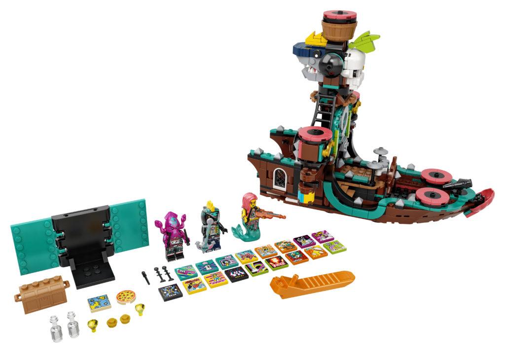 LEGO VIDIYO Punk Pirate Ship 43114 Prod