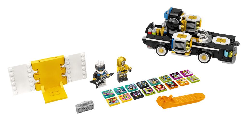 LEGO VIDIYO Robo HipHop Car 43112 Prod