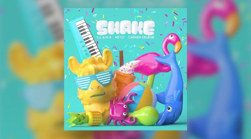 LEGO VIDIYO Shake Album Art Featured