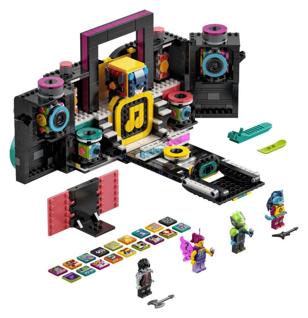 LEGO VIDIYO The Boombox 43115 Box