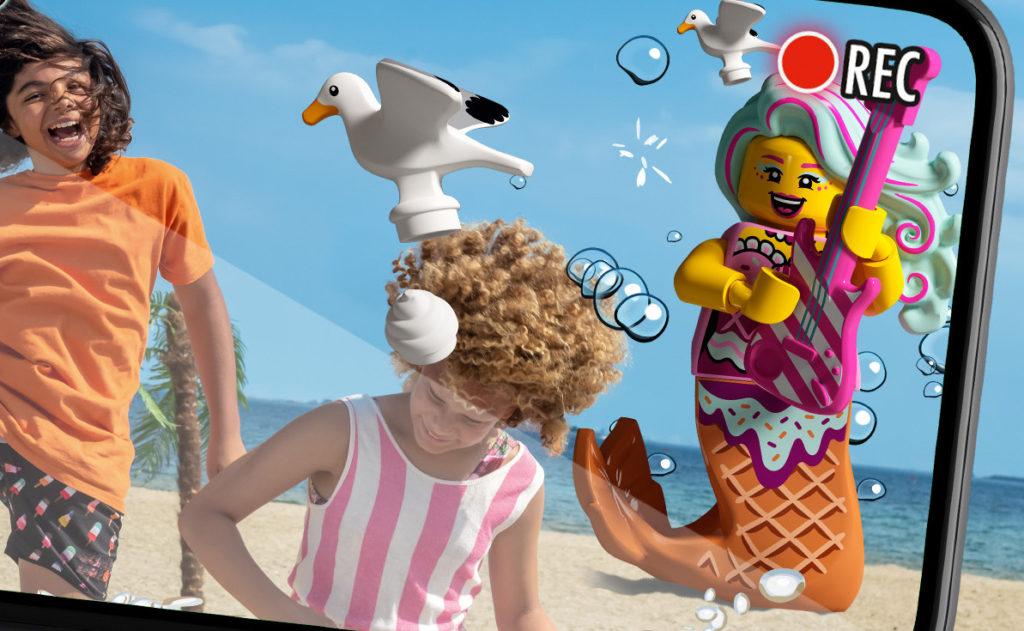 LEGO VIDIYO Minifigure Scan