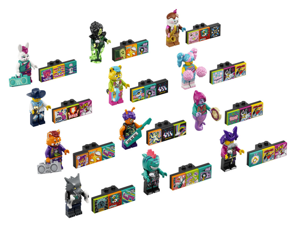 LEGO VIDIYO 43101 Bandmates1
