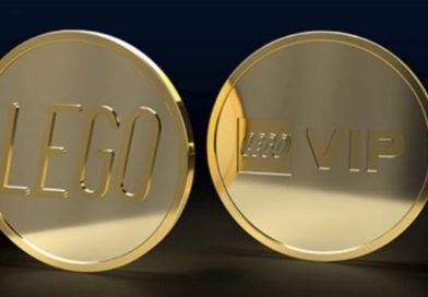 To the surprise of no-one, the fifth VIP collectible coin is already on eBay