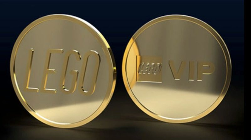 LEGO VIP Coin
