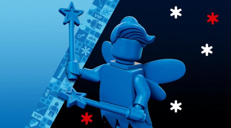 LEGO VIP Weekend banner featured