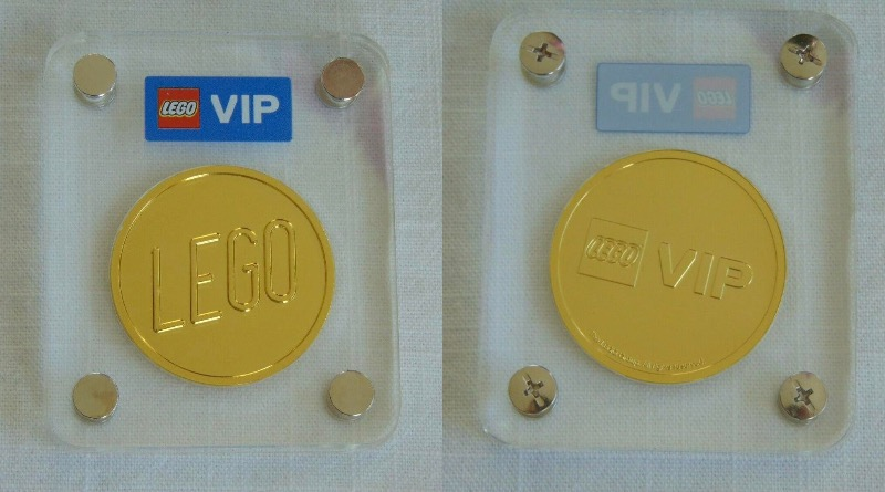 LEGO VIP Gold Coin Featured 2