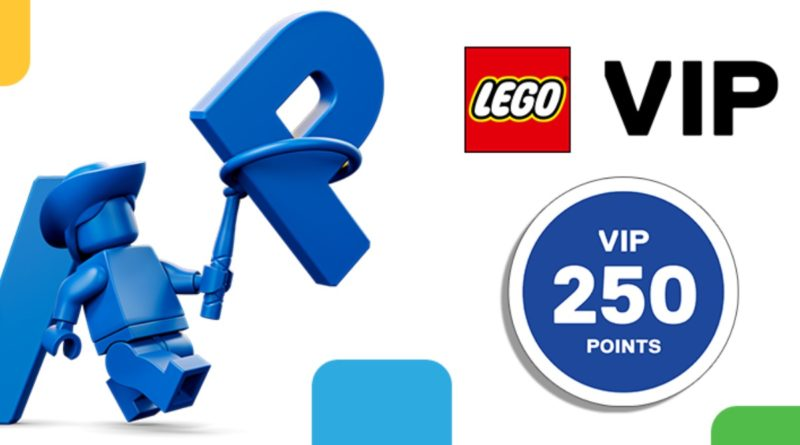 LEGO VIP points Nintendo 250 featured