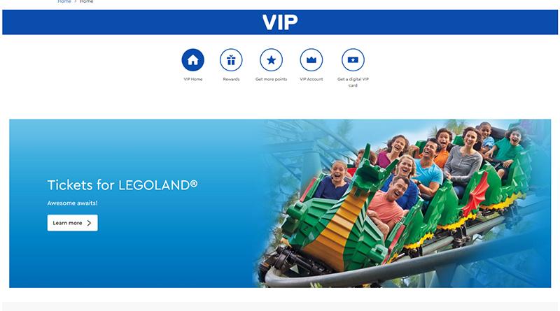 LEGO VIP refresh featured