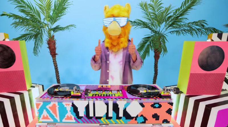 LEGO Vidiyo DJ deck featured