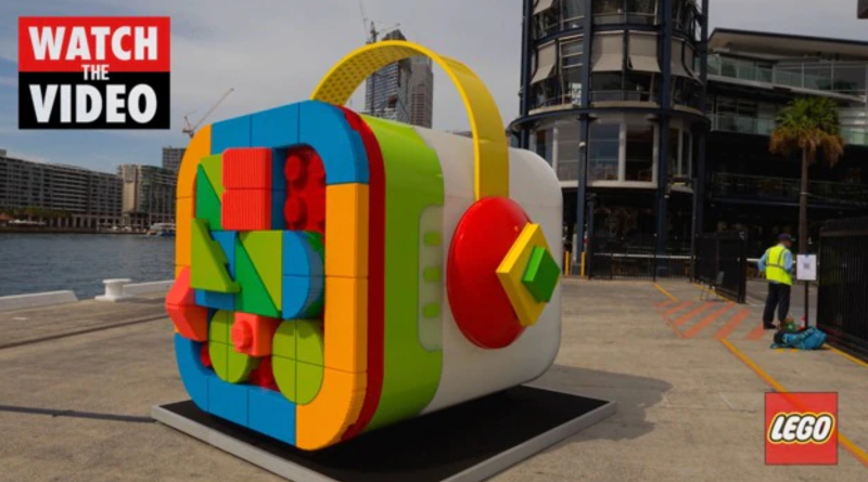 LEGO Vidiyo Sydney Featured