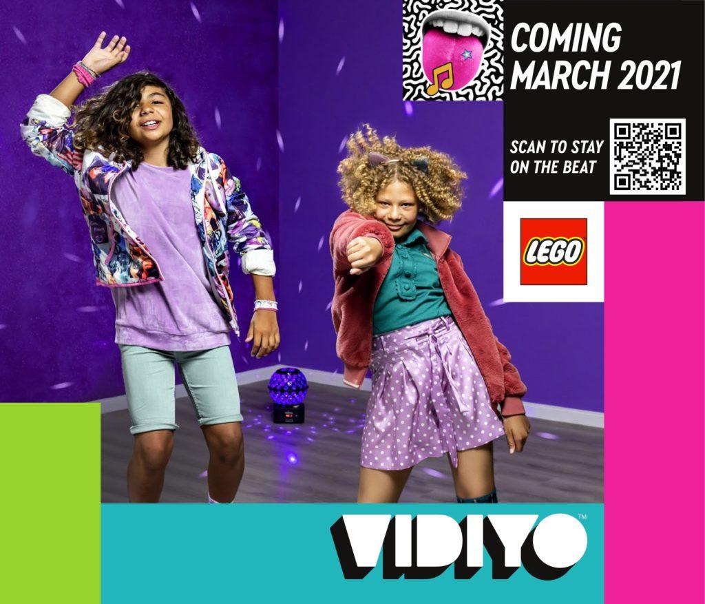 LEGO Vidiyo catalogue