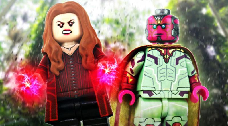 LEGO Wanda Vision 1