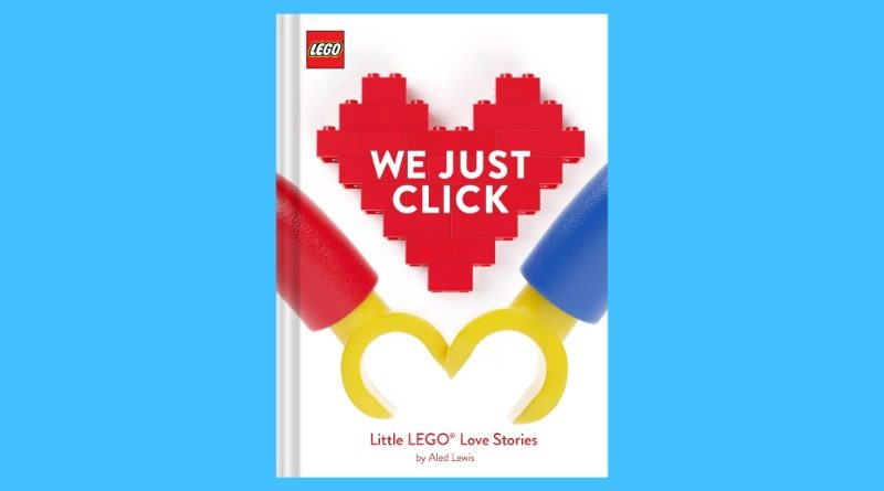 LEGO We Just Click Little LEGO Love Stories cover featured
