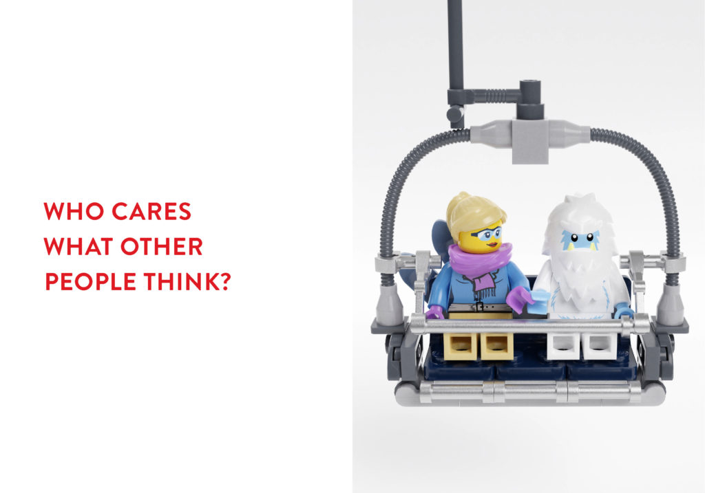 LEGO We Just Click Little LEGO Love Stories spreads 2